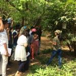 Medicinal Garden Visit (1)