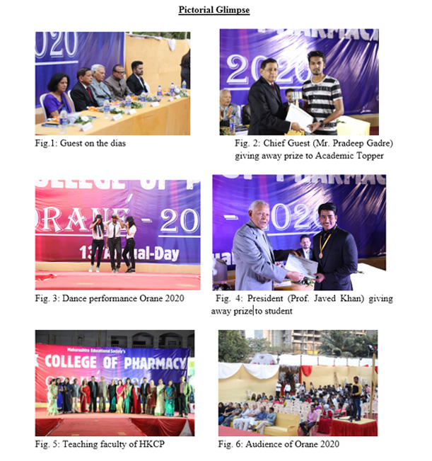 Annual day 'Orane 2020'
